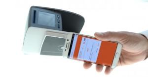 Contactloos mobiel betalen