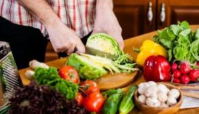 Snijden groenten