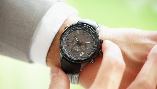 Horloge aanschaffen